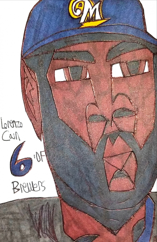 Lorenzo Cain by armattock